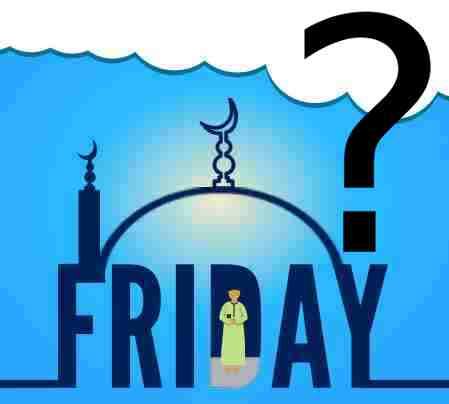 Allah Friday?
